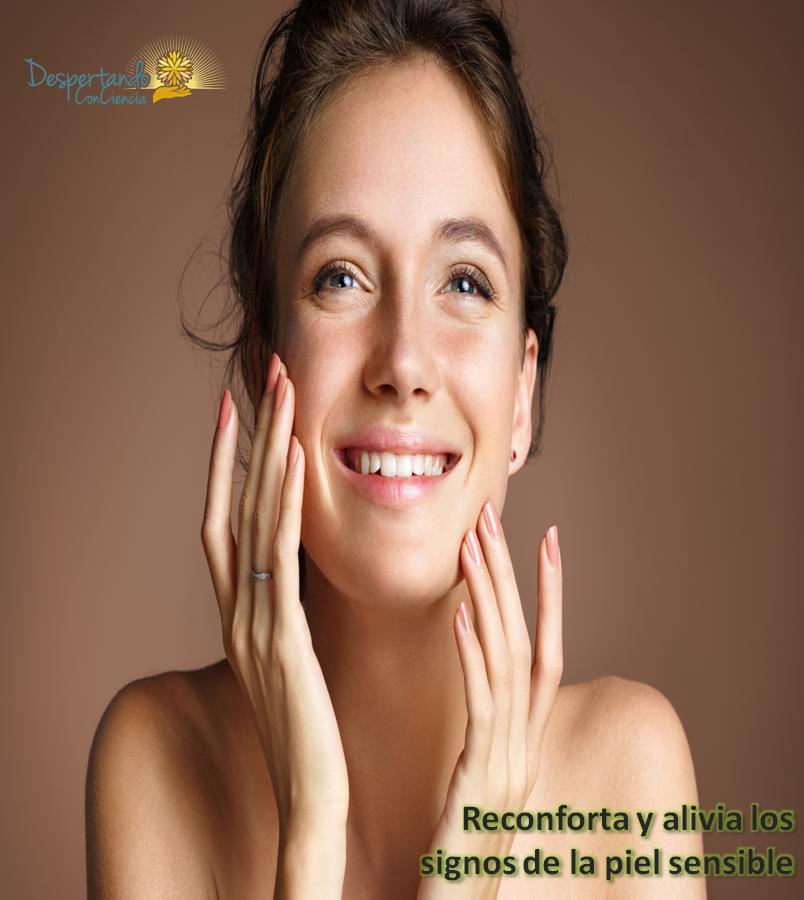 Tratamiento Facial Pieles sensibles